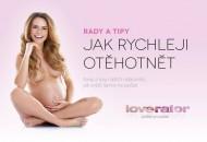 Loverator radí jak na sex po porodu
