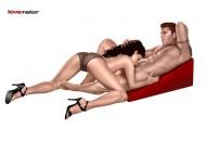 Sex doma + rozkoš+orální sex= orgasmus