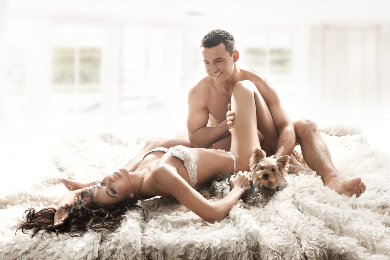 Секс в постеле с любовницей 15 фотография